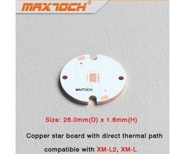 MAXTOCH CREE PCB Acheteur Avec Conduction Thermique