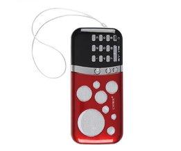 Haut-Parleurs Portable PN-99 Mini Card Radio