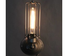 Retro Light Wall Avec Industrial Radiance