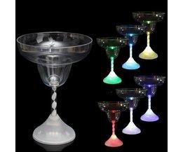 Verre De Cocktail LED