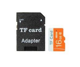 Adapter 16GB Micro SD