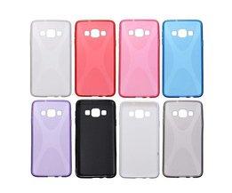 Case Soft Gel Pour Samsung Galaxy A3