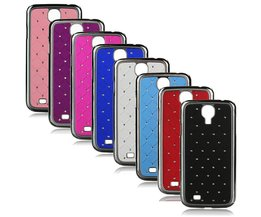 Case Inlays Crystal Pour Samsung Galaxy S4