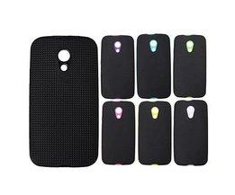 Etui En Silicone Pour Motorola G2