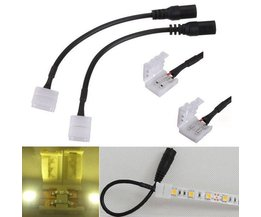 Connecteur De Câble 2Broches Pour Strip LED 3528/5050
