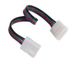 Connecteur Led Strip 4 Pins