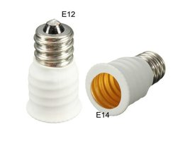 Adapter E12 Pour E14