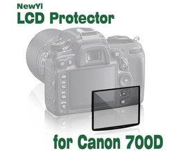 Protecteur D'Écran Nikon Canon EOS 700D