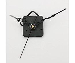 Noir Horloge Mains