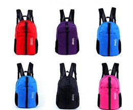 Nylon Imperméable Camping Backpack
