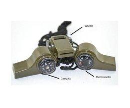 Survival Compass Multifonctionnel