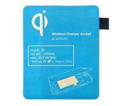 Chargeur Sans Fil Qi Pour Samsung Galaxy S3 I9300
