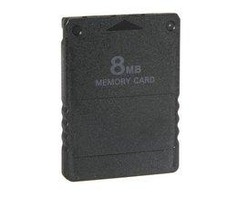 Carte Mémoire 8MB Pour Sony Playstation 2