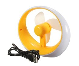 Charged Fan Mini USB Portable
