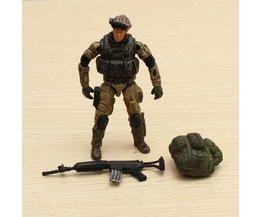 Figurines Spécial Soldat Forces