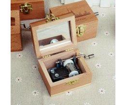 Wooden Box Musique