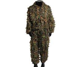 Suit Entièrement Camouflage