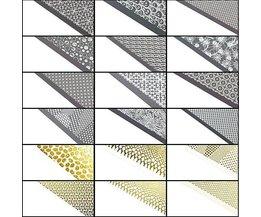 Patterns Stickers Pour Nails