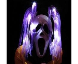 Sa LED Pour Ghost Mask