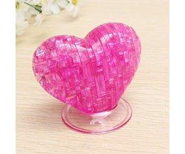 Coeur 3D Puzzle