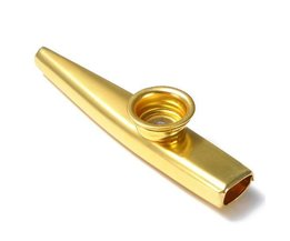 Gold Ou Silver Kazoo