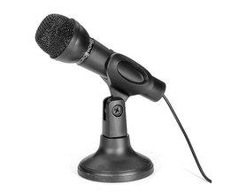 Karaoke Microphone Avec Connexion À Un Ordinateur
