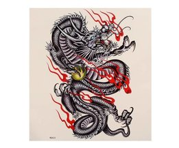 Chinese Dragon Tattoo Bâton