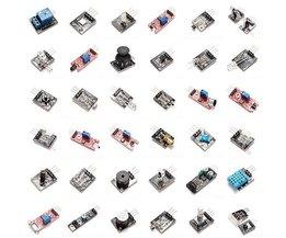37 Dans 1 Arduino Module Capteur