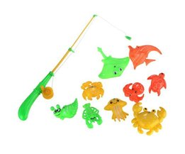 Jouets Canne À Pêche