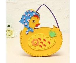 Artisanat Bricolage Sac: Canard