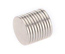 10 En Forme De Disque Magnets N35 Néodyme