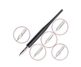 Vernis À Ongles Pen Avec 5 Coupes