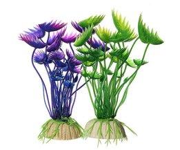 Plantes Artificielles Pour Aquarium