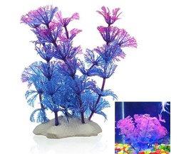 Plantes Artificielles Aquarium