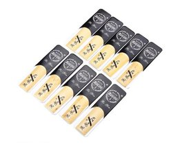 Sax Reeds XZ-AS09 10 Pieces