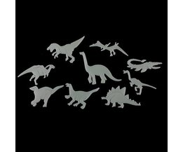Glow In The Dinosaur Stickers Sombres