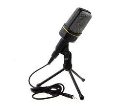 Microphone De Studio Avec Trépied