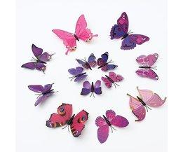 Aimant De Papillon