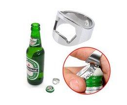 Stainless Steel Finger Bottle Opener