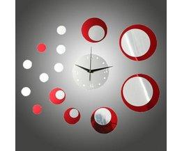 Horloge Murale Sticker