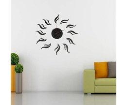 Horloge Murale Sun