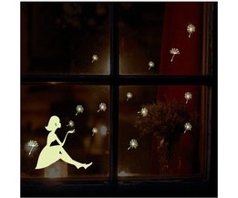 Glow In The Wall Stickers Sombres