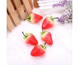 Fruit En Plastique Pour La Décoration