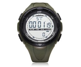 SKMEI 1025 Sport Watch For Men