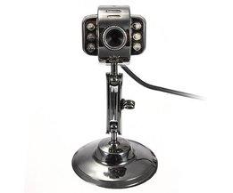 Webcam USB Avec Vision Nocturne