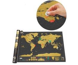 World Luxury Scratchcard