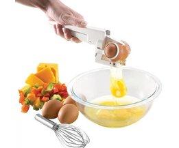 Dispositif Pour Cracking Eggs Et Séparation