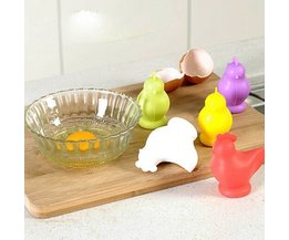 Silicone Egg Separator Chicken