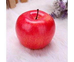 Pommes De Décoration 5Pieces
