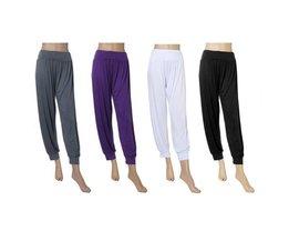 Pantalon Yoga Harem